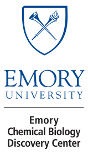 Emory University - Chemical-Biology Discovery Center Logo